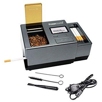 Sigarettenvuller zelf sigaretten maken Powermatic 3 1